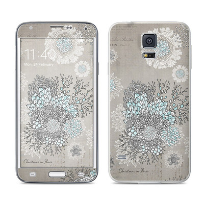Samsung Galaxy S5 Skin - Christmas In Paris