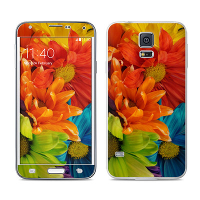 Samsung Galaxy S5 Skin - Colours