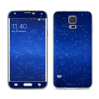 Samsung Galaxy S5 Skin - Constellations