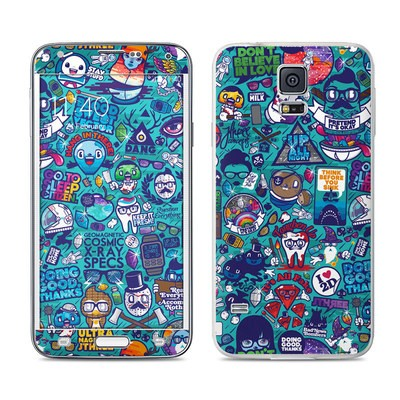 Samsung Galaxy S5 Skin - Cosmic Ray