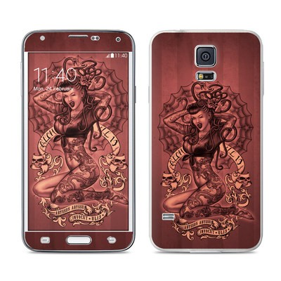 Samsung Galaxy S5 Skin - If Looks Could Kill