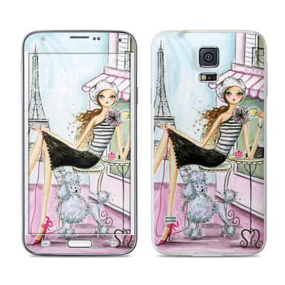Samsung Galaxy S5 Skin - Cafe Paris