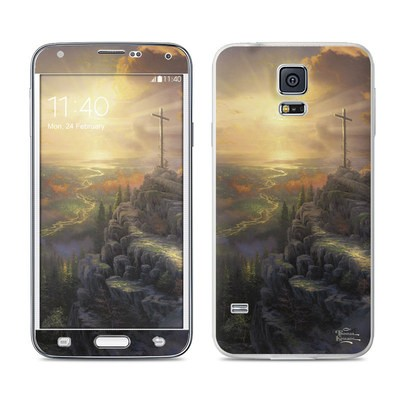 Samsung Galaxy S5 Skin - The Cross
