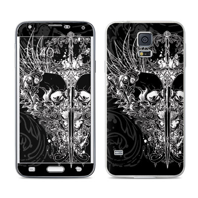 Samsung Galaxy S5 Skin - Darkside