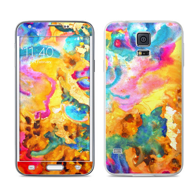 Samsung Galaxy S5 Skin - Dawn Dance