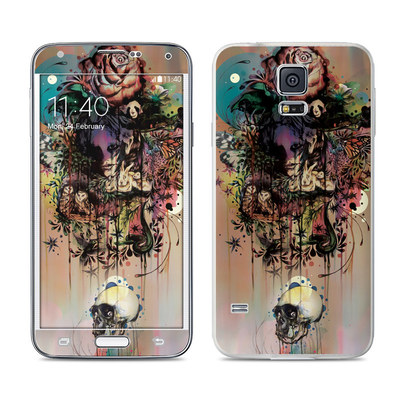 Samsung Galaxy S5 Skin - Doom and Bloom