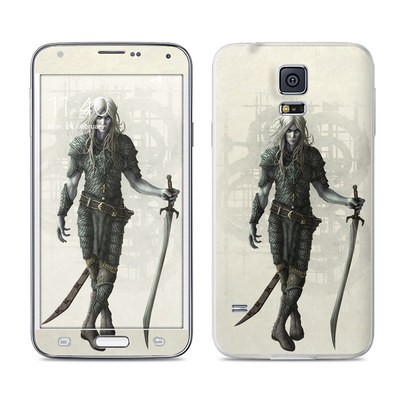 Samsung Galaxy S5 Skin - Dark Elf
