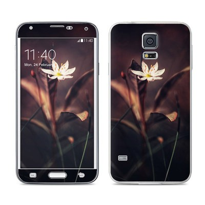 Samsung Galaxy S5 Skin - Delicate Bloom