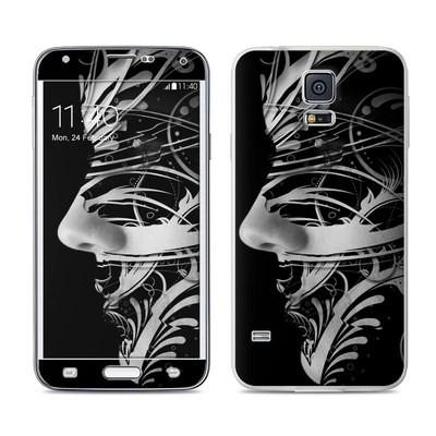Samsung Galaxy S5 Skin - Displacement