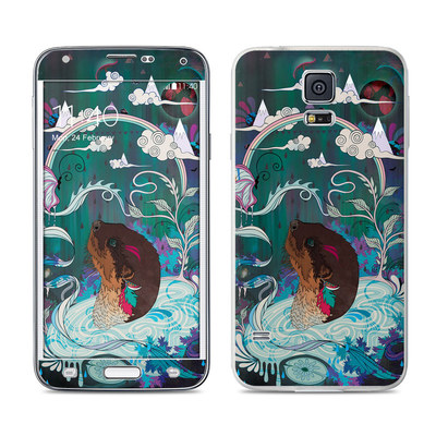 Samsung Galaxy S5 Skin - Distraction