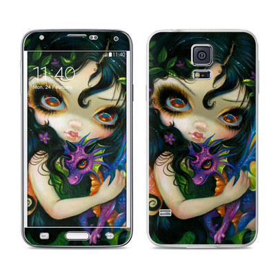 Samsung Galaxy S5 Skin - Dragonling Child