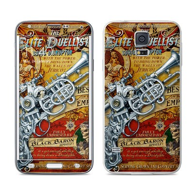 Samsung Galaxy S5 Skin - The Duelist