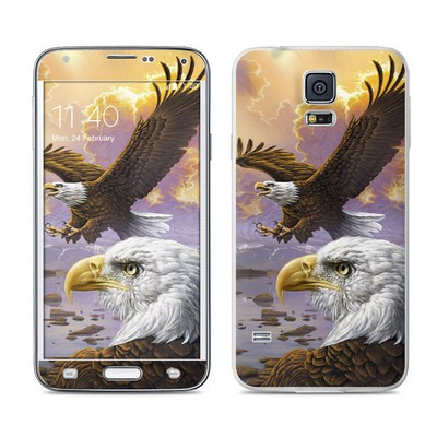 Samsung Galaxy S5 Skin - Eagle