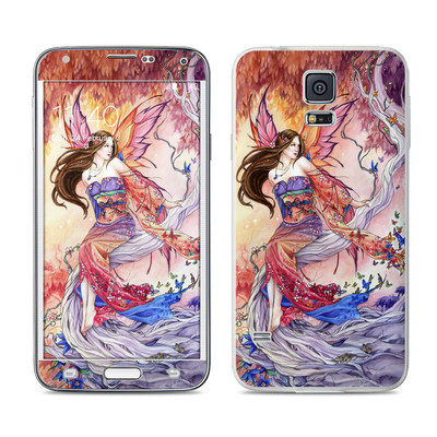 Samsung Galaxy S5 Skin - The Edge of Enchantment