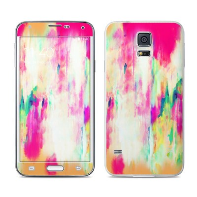 Samsung Galaxy S5 Skin - Electric Haze
