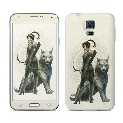 Samsung Galaxy S5 Skin - Half Elf Girl