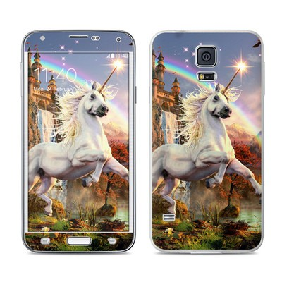 Samsung Galaxy S5 Skin - Evening Star