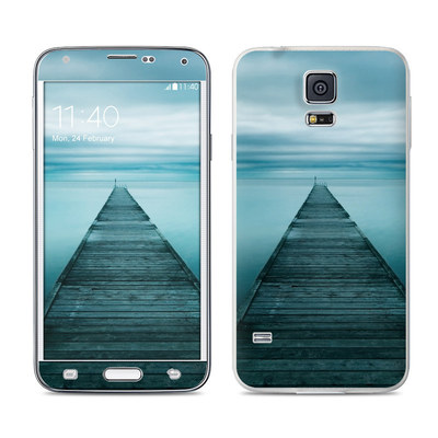 Samsung Galaxy S5 Skin - Evening Stillness