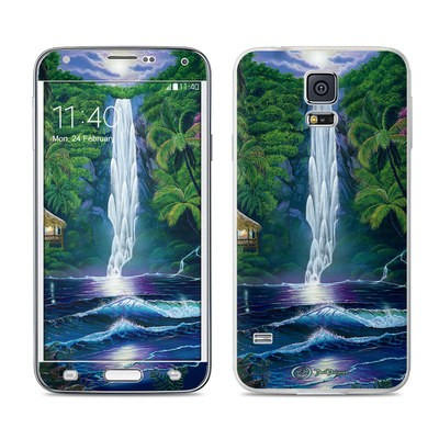 Samsung Galaxy S5 Skin - In The Falls Of Light