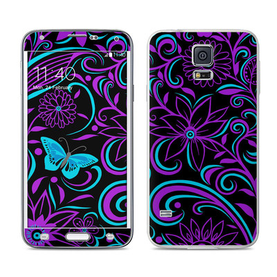 Samsung Galaxy S5 Skin - Fascinating Surprise