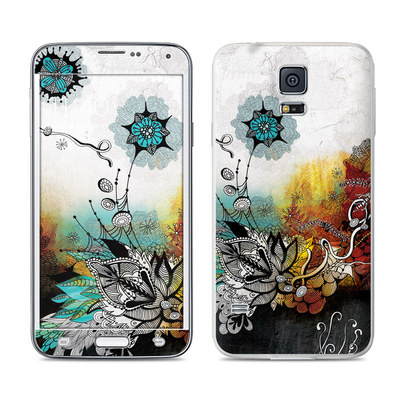 Samsung Galaxy S5 Skin - Frozen Dreams