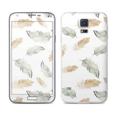 Samsung Galaxy S5 Skin - Feathers