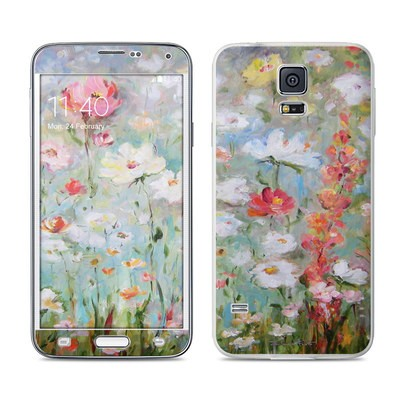 Samsung Galaxy S5 Skin - Flower Blooms