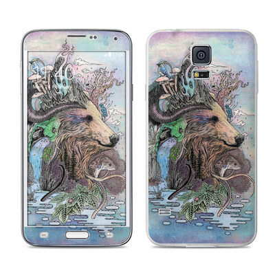 Samsung Galaxy S5 Skin - Forest Warden