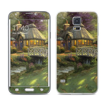 Samsung Galaxy S5 Skin - Friendship Cottage