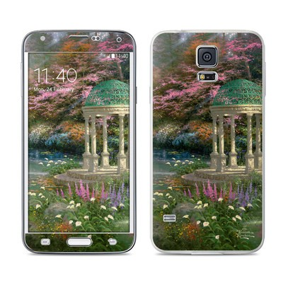 Samsung Galaxy S5 Skin - Garden Of Prayer