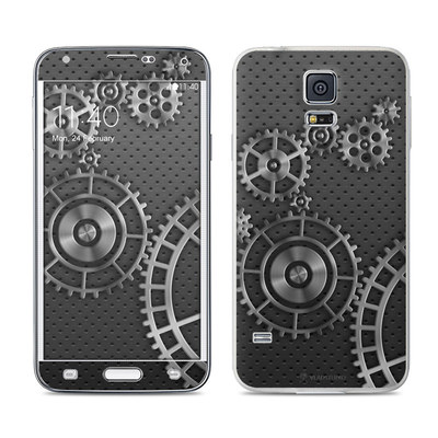 Samsung Galaxy S5 Skin - Gear Wheel