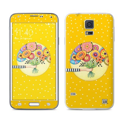 Samsung Galaxy S5 Skin - Giving