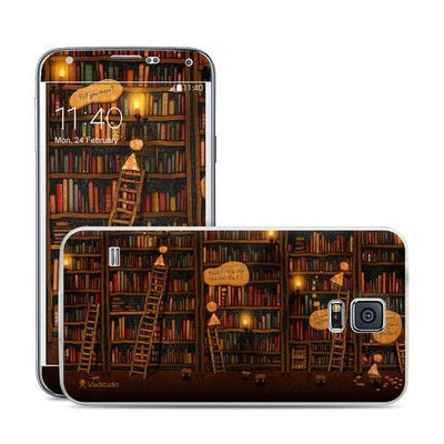 Samsung Galaxy S5 Skin - Google Data Center