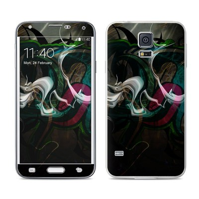Samsung Galaxy S5 Skin - Graffstract