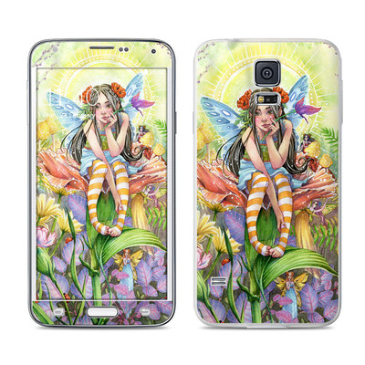 Samsung Galaxy S5 Skin - Hide and Seek