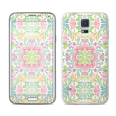 Samsung Galaxy S5 Skin - Honeysuckle