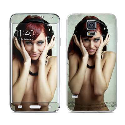 Samsung Galaxy S5 Skin - Headphones