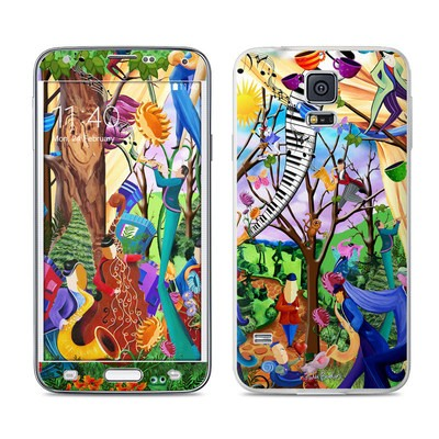 Samsung Galaxy S5 Skin - Happy Town Celebration