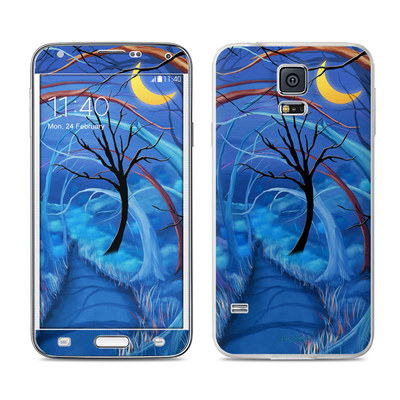 Samsung Galaxy S5 Skin - Ichabods Forest