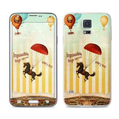 Samsung Galaxy S5 Skin - Impossible