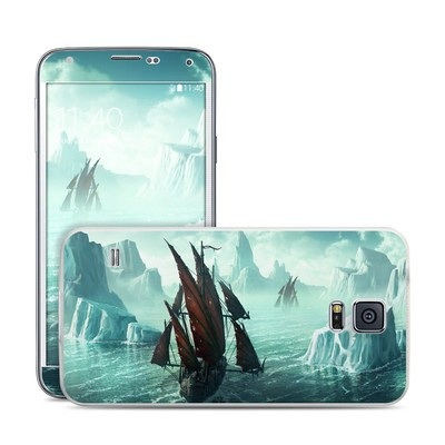 Samsung Galaxy S5 Skin - Into the Unknown