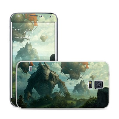 Samsung Galaxy S5 Skin - Invasion