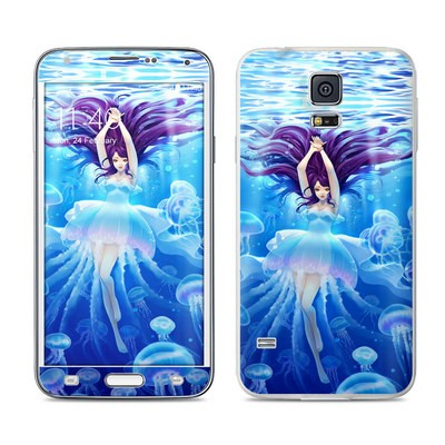 Samsung Galaxy S5 Skin - Jelly Girl
