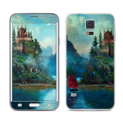 Samsung Galaxy S5 Skin - Journey's End