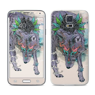 Samsung Galaxy S5 Skin - Journeying Spirit