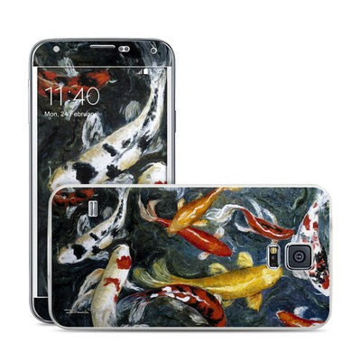 Samsung Galaxy S5 Skin - Koi's Happiness