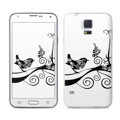 Samsung Galaxy S5 Skin - Little Curly