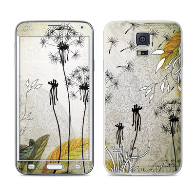 Samsung Galaxy S5 Skin - Little Dandelion