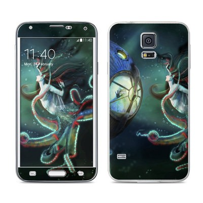 Samsung Galaxy S5 Skin - 20000 Leagues
