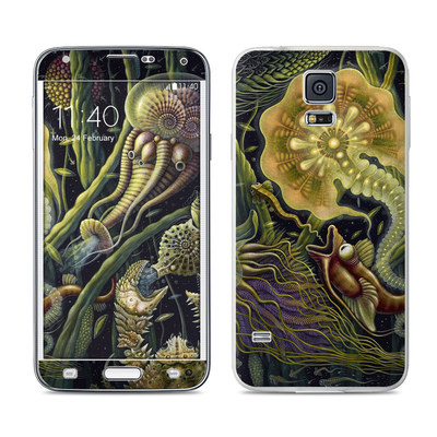Samsung Galaxy S5 Skin - Light Creatures